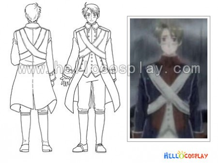 Hetalia Axis Powers America Civil War Uniform