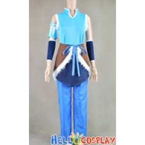 Avatar The Legend of Korra Korra Cosplay Costume
