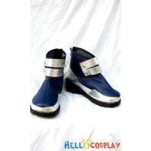 Tsukihime Cosplay Ciel Short Boots