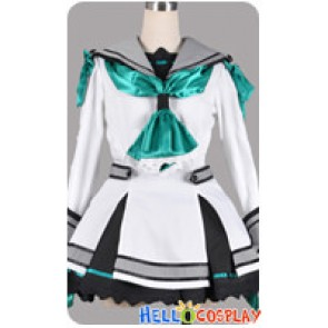 Oretachi Ni Tsubasa Wa Nai We Without Wings Cosplay Misaki Hayashida Costume Uniform