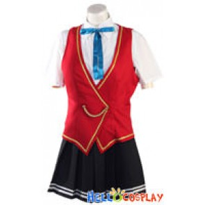 Fortune Arterial School Girl Cosplay Uniform