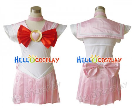Sailor Chibi Moon Chibiusa Cosplay Costume