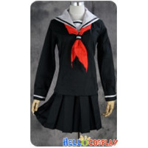 Hell Girl Cosplay Enma Ai School Uniform Costume