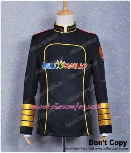 The Royal Manticoran Navy Costume Officers Service Uniform