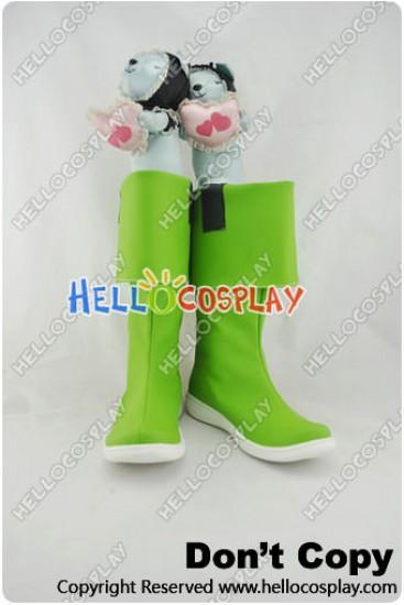 Digimon Cosplay Shoes Takaishi Takeru T.K. Takaishi Boots