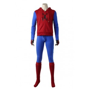 Spider-Man Homecoming Spider Man Cosplay Costume