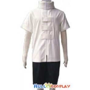Naruto Hyuga Neji Cosplay Costume