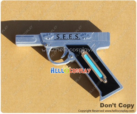 Shin Megami Tensei Persona 3 Cosplay Gun Weapon Prop