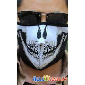 "Modern Warfare 2 Lieutenant Simon ""Ghost"" Riley Cosplay Mask"