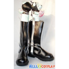 Touhou Project Cosplay Marisa Kirisame Boots