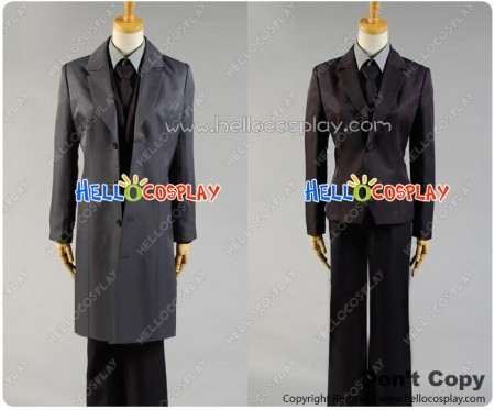 Fate Zero Cosplay Emiya Kiritsugu Costume Coat