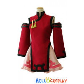 Guilty Gear XX Jam Kuradoberi Cosplay Costume
