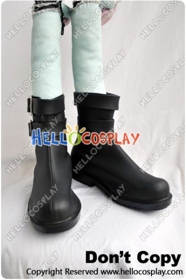 Katekyo Hitman Reborn Cosplay Skull Shoes