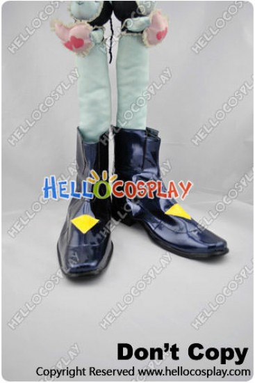 Magical Girl Lyrical Nanoha Cosplay Reinforce Zwei Reinforce II Shoes