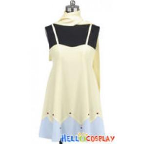 Macross Frontier Ranka Lee Cosplay Costume Dress