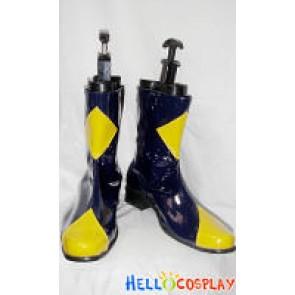 Code Geass Cosplay Zero Lelouch Boots