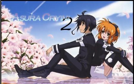 Rakurowa High School Boy Uniform From Asura Cryin' 2