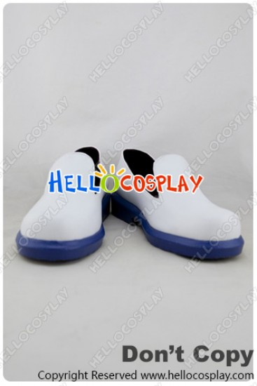 Vocaloid Shoes Cosplay Kaito Shoes Figure Ver