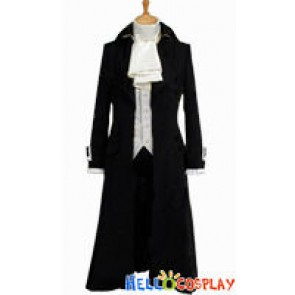 Black Butler Cosplay Chapter 16 Sebastian Costume