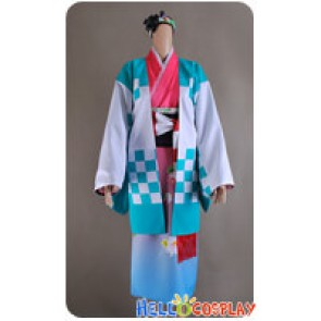 Blue Exorcist Cosplay Shiemi Moriyama Costume Kimono