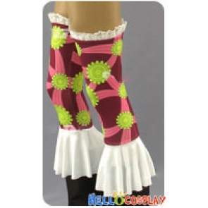 One Piece Cosplay Jewelry Bonney Socks Leg Warmers Accessories