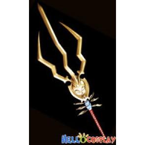 Bleach Mayuri Kurotsuchi Zanpakuto Ashisogi Jizo Sword