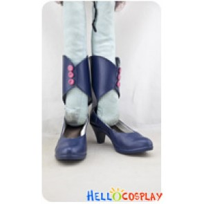 Pokémon Pokemon Cosplay Shoes Blue Boots