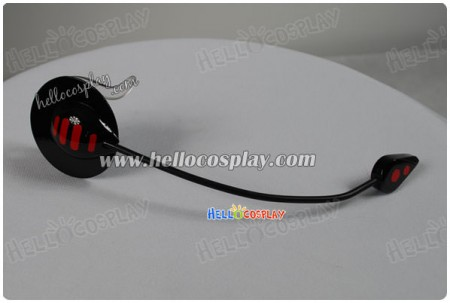Vocaloid Cosplay Akaito Kaito Red Headphone With Mp3