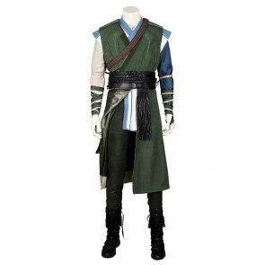Doctor Strange Baron Karl Amadeus Mordo Cosplay Costume