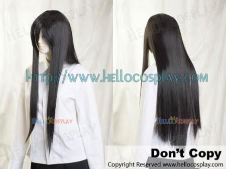 Darkest Brown Medium Cosplay Wig