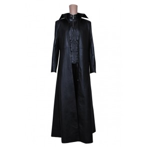 Underworld Selene Cosplay Costume Leather Coat