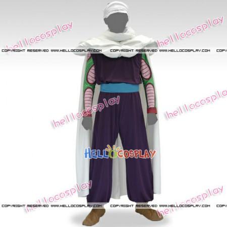 Dragon Ball Piccolo Cosplay Costume