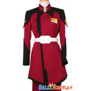 Z.A.F.T Male Military Uniform From Gundam Seed Destiny