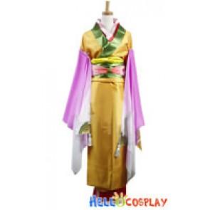 Hakuouki Cosplay Senhime Costume Kimono