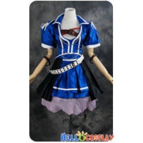 Vocaloid 2 Cosplay Project Diva Meiko Sakine Dress Costume