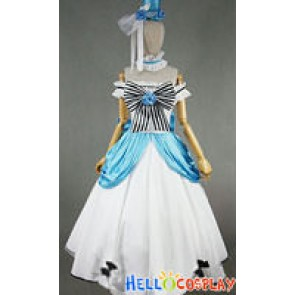 Black Butler 2 Cosplay Earl Alois Trancy Dress Fan-fiction Versi