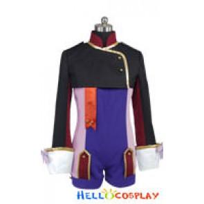 Macross Frontier Klan Klang Cosplay Costume