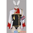 Umineko no Naku Koro ni Cosplay Chiester 45 Costume