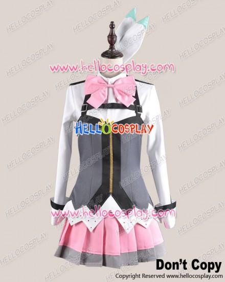 Aquarion Evol Cosplay Mikono Suzushiro Costume Uniform