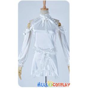 Puella Magi Madoka Magica Cosplay God Beast QB Personification Costume