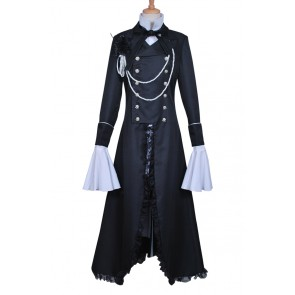 Black Butler Ciel Phantomhive Cosplay Costume Black