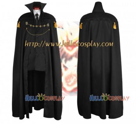 Katekyo Hitman Reborn Tsunayoshi Sawada Cosplay Outfit