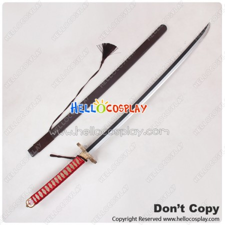 ZONE 00 Cosplay Saburo Kujo Katana Samurai Sword