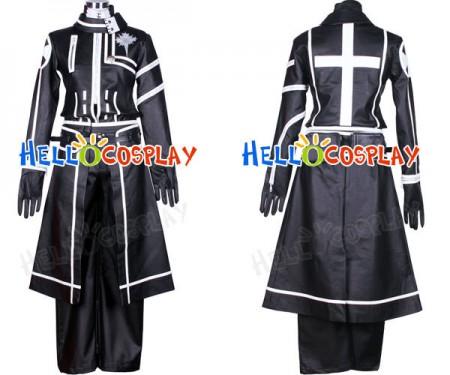 D.Gray-man Allen Walker Cosplay Costume