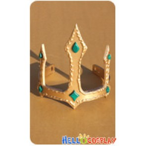 League Of Legends LOL Cosplay Ashe Headwear Imperial Crown Prop