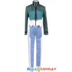 Gundam 00 Lockon Stratos Cosplay Costume