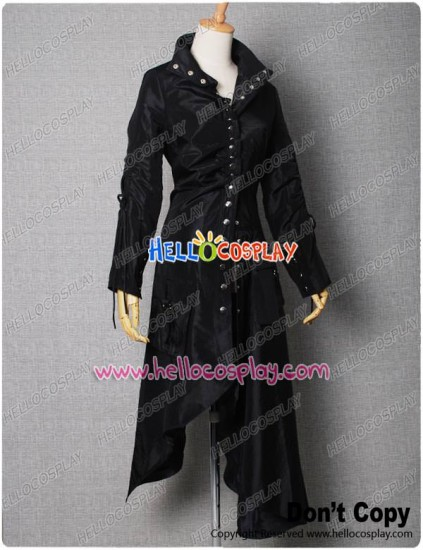 Harry Potter Costume Nymphadora Tonks Coat Black