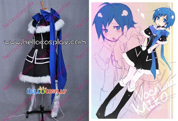 Vocaloid 2 Dress Kaiko Shion Dress Female Kaito Costume