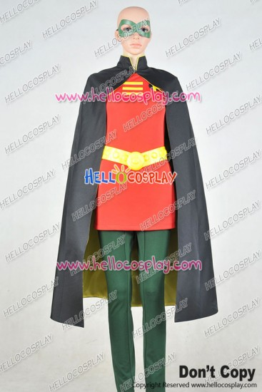 Batgirl Stephanie Brown Cosplay Costume