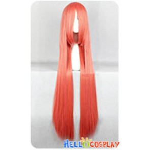 Touhou Project Hong Meirin Cosplay Wig Orange